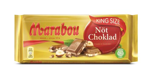 marabou vollmilch nuss schokolade 14 tafeln 250 g cleverdeli. Black Bedroom Furniture Sets. Home Design Ideas